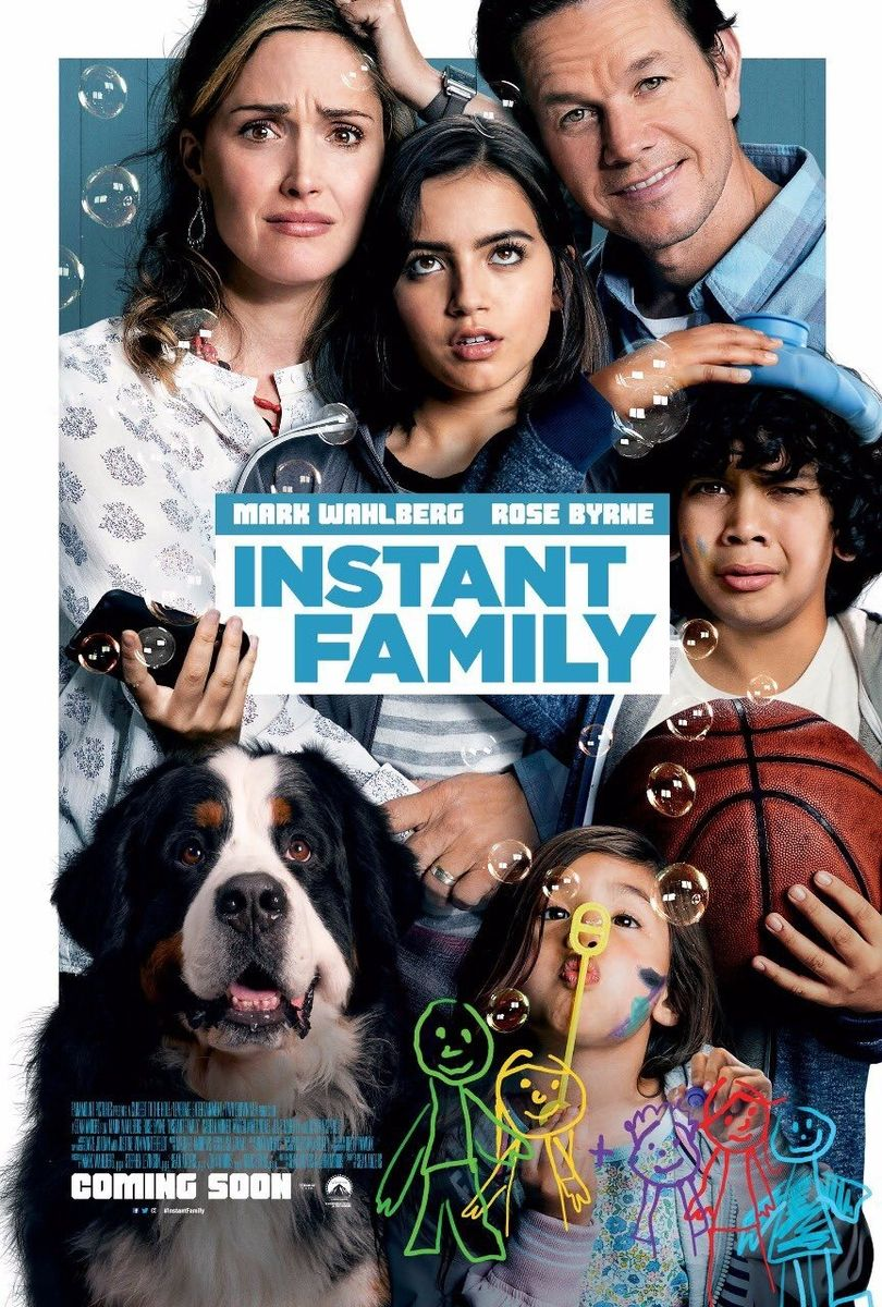 poster Instant Family (2018)