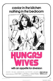 poster Jack's wife (1972)