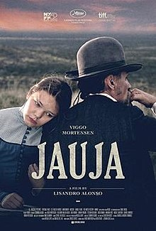 poster Jauja (2014)