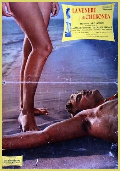 poster La venere di Cheronea (1957)