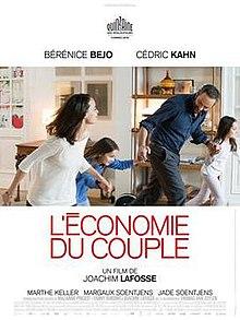 poster L'economie du couple (2016)