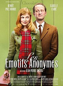 poster Les emotifs anonymes (2010)