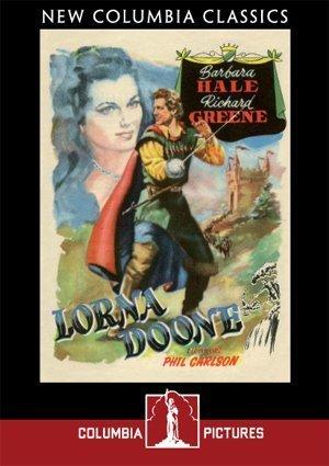 poster Lorna Doone (1951)