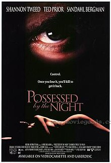 poster Possessed By the Night (1974)
