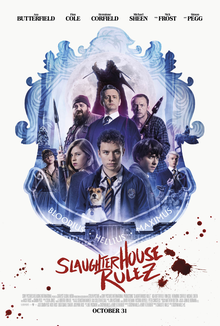 poster Slaughterhouse Rulez (2018)