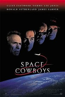 poster Space Cowboys (2000)