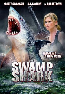 poster Swamp Shark (2011)
