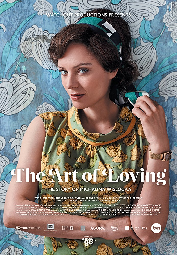 poster The Art of Loving. Story of Michalina Wislocka (2017)