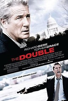 poster The Double (2011)