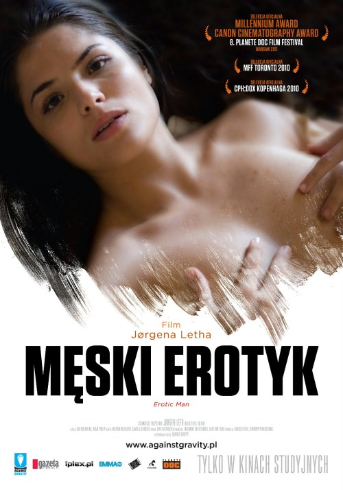 poster The Erotic Man (2010)