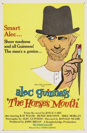 poster The Horse's Mouth (1958)