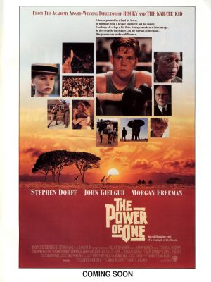 poster The Power of One (1992)