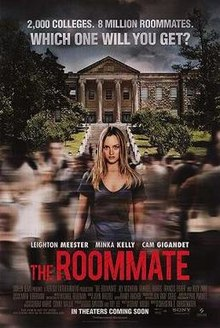 poster The Roommate (2011)
