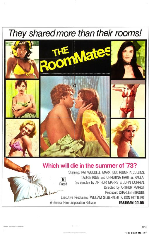 poster The Roommates (1973)