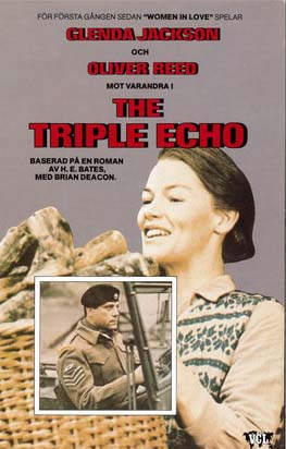 poster The Triple Echo (1972)