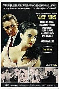 poster The V.I.P.s (1963)