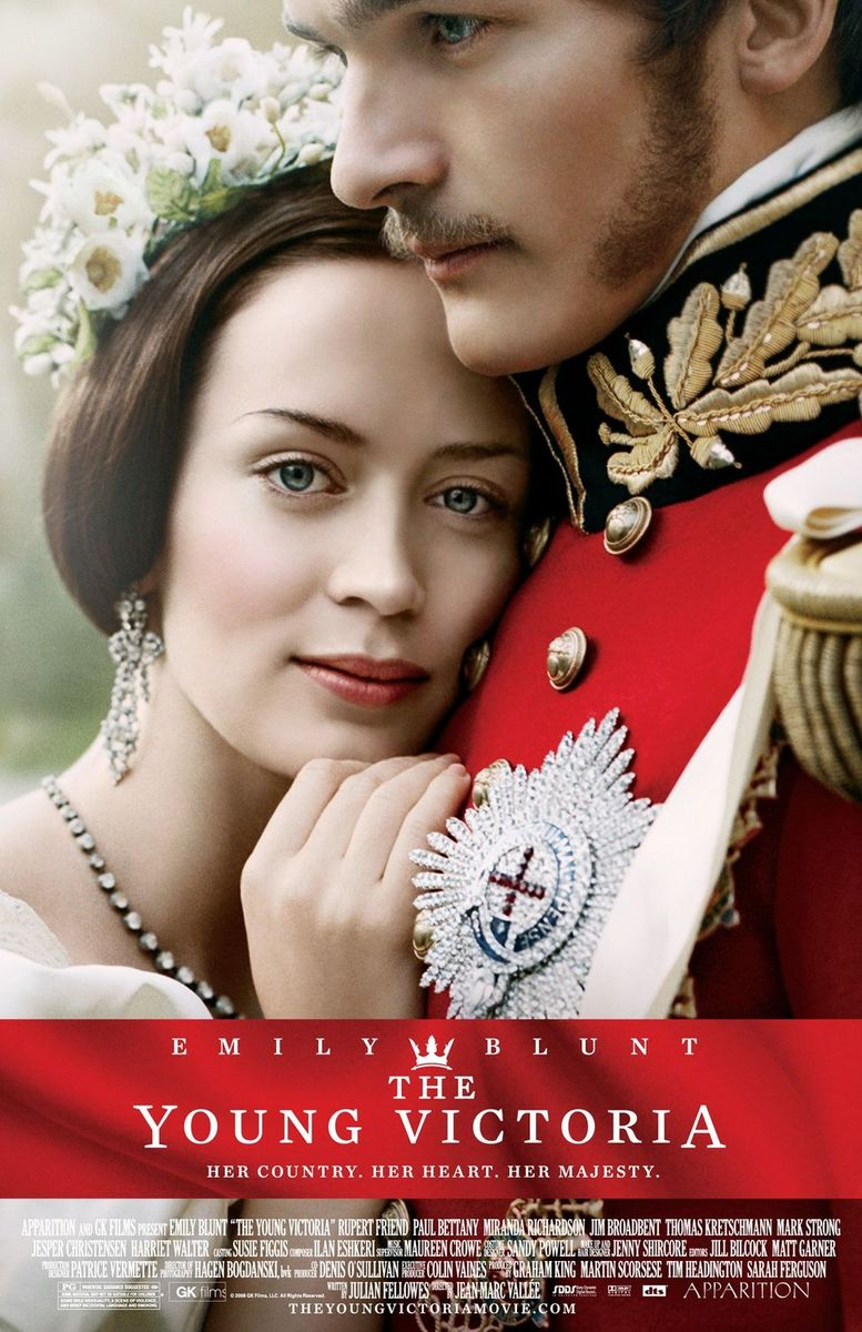 poster The Young Victoria (2009)