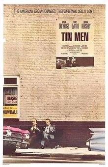 poster Tin Men (1987)