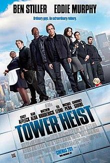 poster Tower Heist (2011)