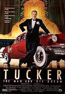poster Tucker - The Man and His Dream (1988)