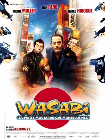 poster Wasabi (2001)