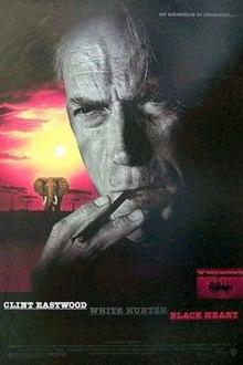 poster White Hunter Black Heart (1990)