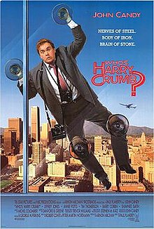 poster Who's Harry Crumb (1989)