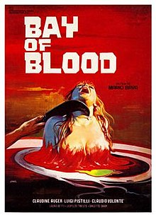 poster A Bay of Blood (1971)