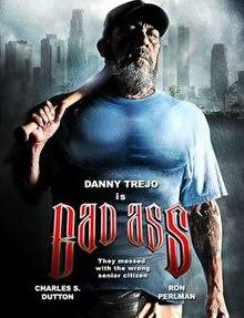 poster Bad Ass (2012)