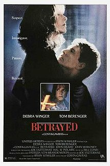 poster Betrayed (1988)