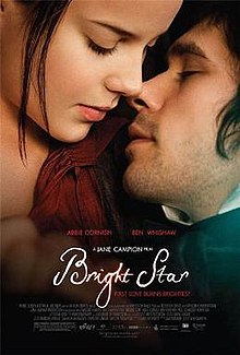 poster Bright Star (2009)