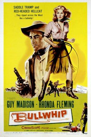 poster Bullwhip (1958)
