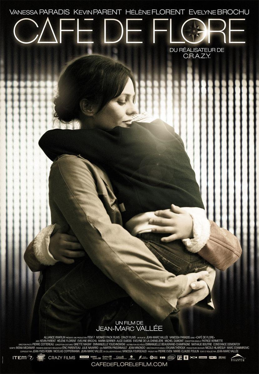 poster Cafe de Flore (2011)