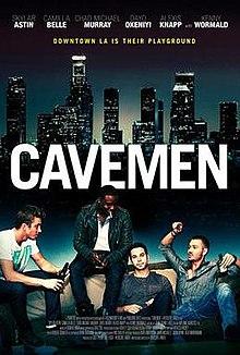 poster Cavemen (2013)