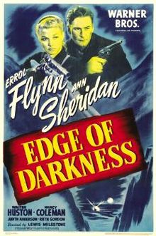 poster Edge of Darkness (1943)