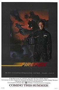 poster Firefox (1982)
