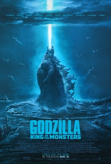 poster Godzilla King of the Monsters (2019)