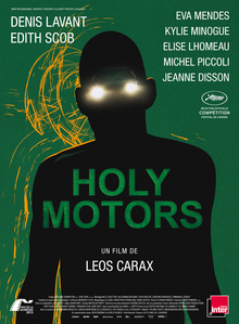 poster Holy Motors (2012)