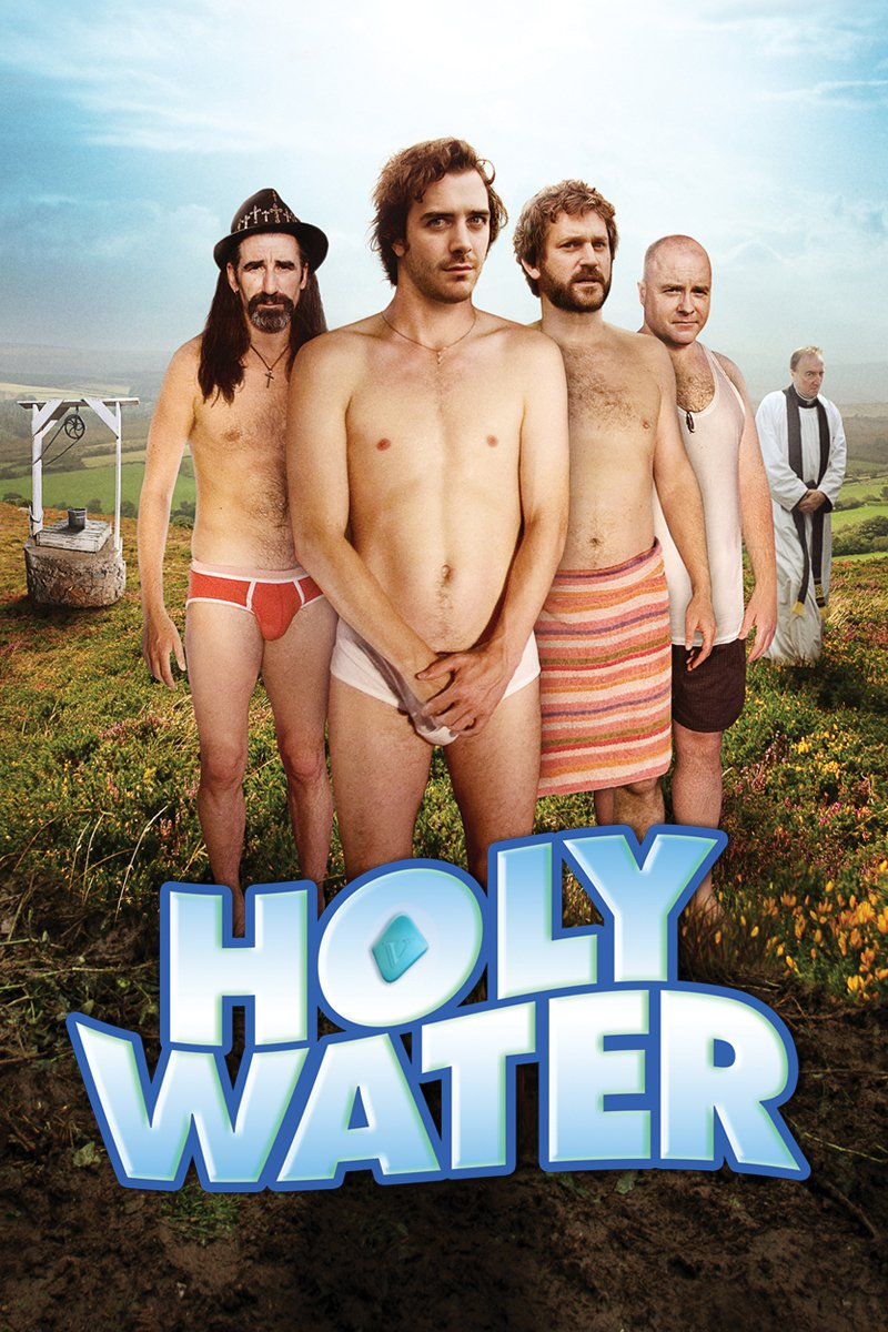 poster Holy Water (2009)