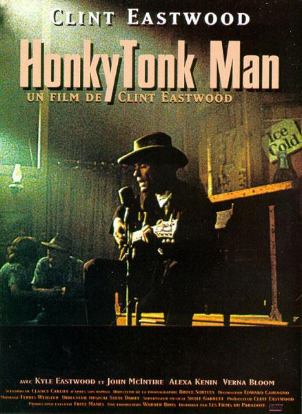 poster Honkytonk Man (1982)
