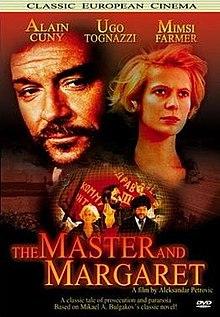 poster Il Maestro e Margherita (1972)