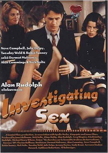poster Investigating Sex (2001)