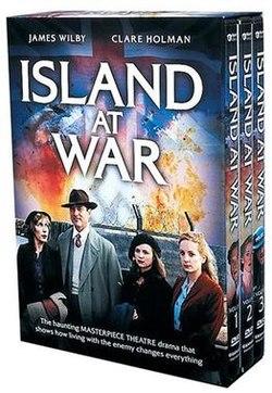 poster Island at War (2004)