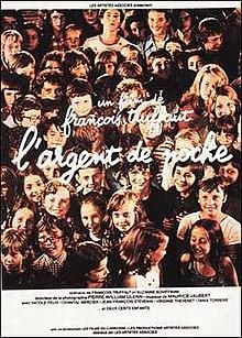 poster L'Argent de Poche (1976)