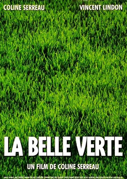 poster La belle verte (1996)