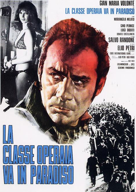 poster La classe operaia va in paradiso (1971)