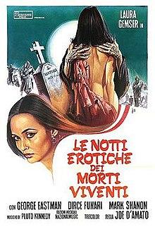 poster Le notti erotiche dei morti viventi (1980)