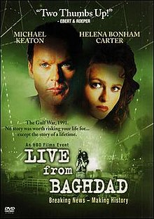 poster Live from Baghdad (TV Movie 2002)