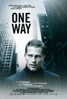 poster One Way (2006)