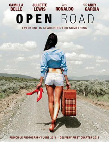 poster Open Road (2013)